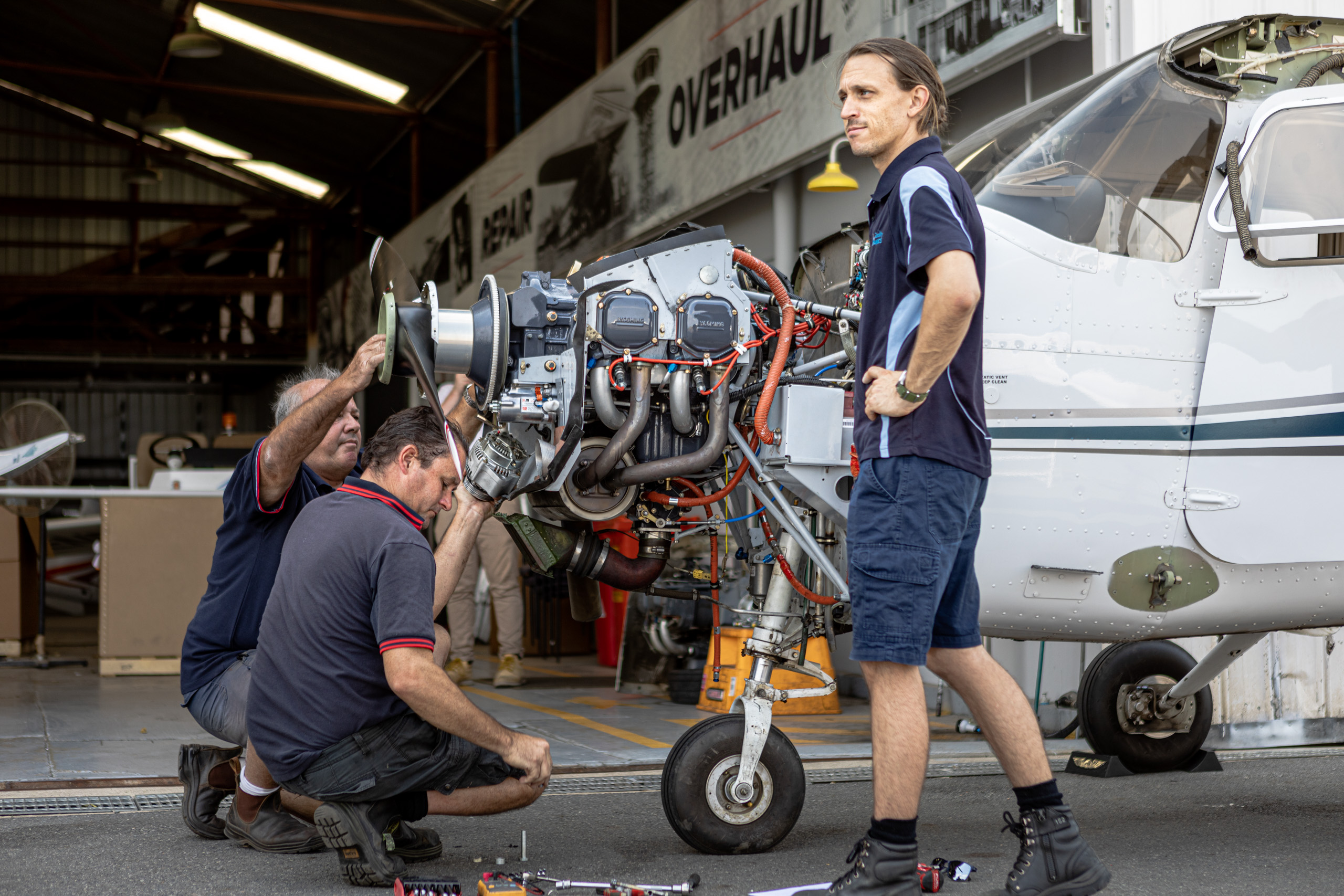 Study Aircraft Engineering in Brisbane
